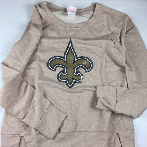 Saints teen apparel sweatshirt XL NFL fan A2. M 5b198d8434a4efed0029b8b7 7611dc5c0